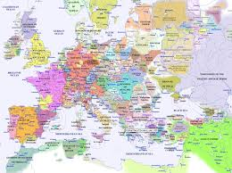united states map and europe united states of european chaos raf uzar