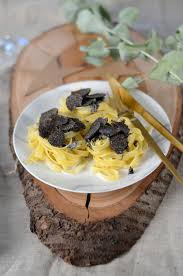 cuisiner truffe pâtes à la truffe fraiche recette tangerine zest