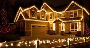 Outdoor Chrismas Lights Outdoor Lights Ideas For The Roof Exterior