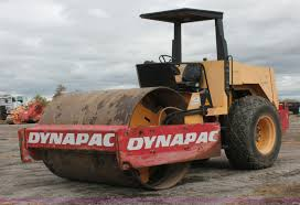 1994 dynapac ca251d series 25 vibratory roller item h4201