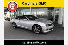 2012 camaro convertible for sale used 2012 chevrolet camaro convertible pricing for sale edmunds