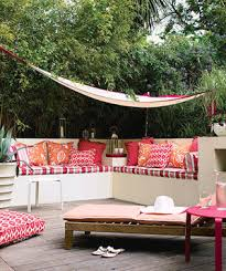 Outdoor Yard Decor Ideas 22 Outdoor Decor Ideas Real Simple