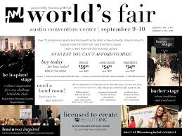 armstrong mccall hair show 2015 world s fair of cosmetic arts sciences show details