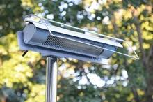 Free Standing Patio Heater Buy Electric And Propane Heaters At Patio Comforts