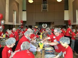 buckeyes give month of service the ohio state university alumni