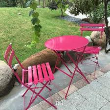 Metal Garden Chairs And Table 2017 Outdoor Metal Garden Furniture Balcony Set Iron Folding