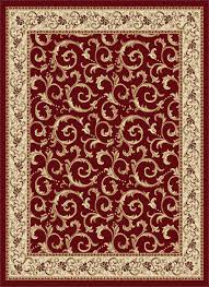 Persian Rugs Charlotte Nc by Tayse Area Rugs Elegance Rugs 5400 Red Oriental U0026 Persian Rugs