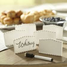 place card holders cheese markers you ll wayfair