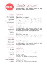 50 best go sumo cv templates resume curriculum vitae design