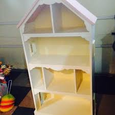 Pottery Barn Kids Dollhouse Find More Reduced Pottery Barn Kids Cottage Dollhouse Bookcase