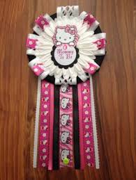 Mom To Be Corsage Lion King Theme Baby Shower Corsage For Mommy To Be Baby Shower