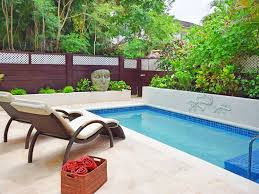 porters gate 24 relax poolside at this stylish townhouse