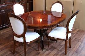 stickley mahogany dining table voorhees craftsman mission oak furniture gustav stickley mahogany