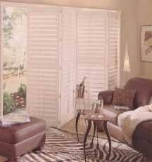 Bypass Shutters For Patio Doors White Wooden Blinds For Patio Doors Patio Door Shades