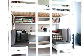 Loft Bunk Bed Desk Desk Bunk Bed Ikea All In One Loft Beds Loft Bunk Bed And Desk