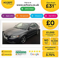 used volvo s40 2012 for sale motors co uk