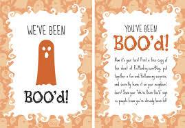 Halloween Boo Printables You U0027ve Been Booed Printables Picmonkey Blog