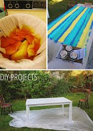 Diy Outdoor Rug Diy Outdoor Rug From A Drop Cloth A Well Crafted