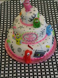 Yo Gabba Gabba Party Ideas by Yo Gabba Gabba Cake Andrea Moreno Flickr