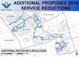 Air Transit Kitchener - new routes cancelled routes transit ideas fly as councillors