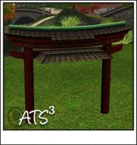 Sims 3 Awning Around The Sims 3 Custom Content Downloads Objects Decorative