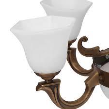floureon 6 3 lights pendant lamp retro european style pendant