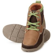 red chief men u0027s leather boots brown casual shoes for footwear