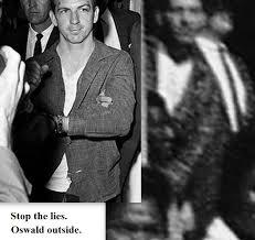 Oswald Backyard Photos Wrap Oswald Innocence Campaign
