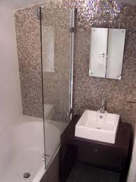 glass tile ideas for small bathrooms fabulous mosaic bathrooms bathroom designs glass ideas inating