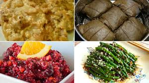 4 asian inspired thanksgiving recipes