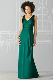 bridesmaid dresses online v neck sheath ruched satin green bridesmaid dresses online sale