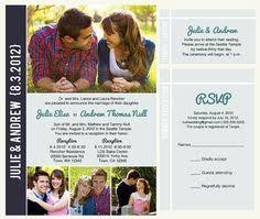 lds wedding invitations this exle of layout for invitations is my favorite i