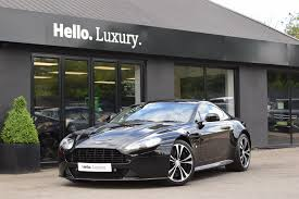 aston martin blacked out used 2012 aston martin v12 vantage v12 for sale in leicester