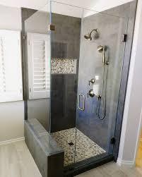 Showers Door 90 Degree Shower Door Gallery Blizzard Frameless