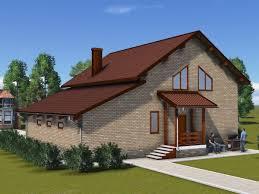 house of sip panels arhicad 3d model in buildings 3dexport