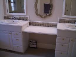 Bathroom Tile Backsplash Ideas Bathroom Glass Tile Vanity Backsplash In Fort Collins Co Easy
