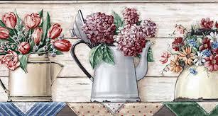 wallpaper by topics u003e floral garden wallpaper u0026 border