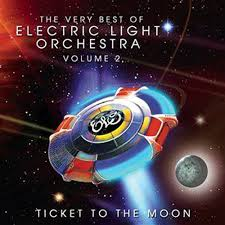 Electric Light Orchestra Ticket To The Moon The Very Best Of Elo