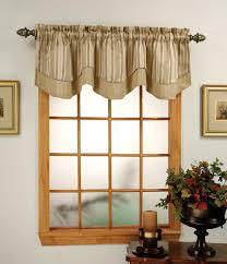 Valance Window Treatments by Windsor Layered Valance Curtain Curtain U0026 Bath Outlet