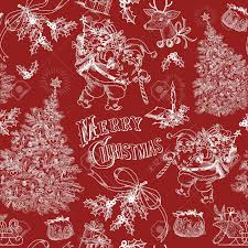 christmas pattern vintage christmas pattern royalty free cliparts vectors and