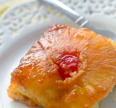 trisha yearwood u0027s pineapple upside down cake u2013 recipe diaries