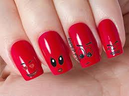 nail art 3d stickers decals silver u0026 gold zipper design and