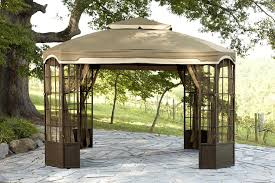 Replacement Canopy For 10x12 Gazebo by Canada Replacement Gazebo Canopy Covers Garden Winds Canada Garden