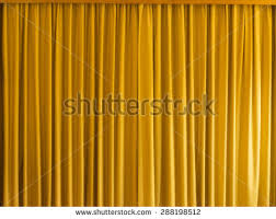 Yellow Curtain Yellow Curtains Stock Images Royalty Free Images Vectors