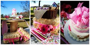 a girly cowgirl party