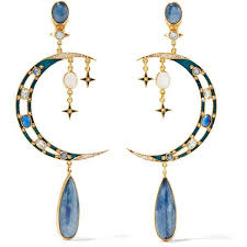 percossi papi earrings percossi papi gold plated multi earrings 1 345 liked