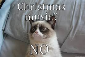 Christmas Music Meme - a journal of musical thingssick of being bombarded with christmas