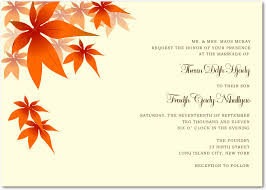 wedding cards usa wedding invitation wording etiquette fall wedding invitations