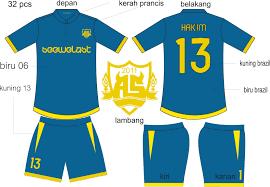 19 contoh desain baju bola futsal terbaru 2017 2018 fashion