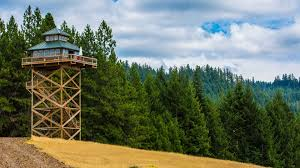 treehouse without the tree life in a fire lookout home youtube